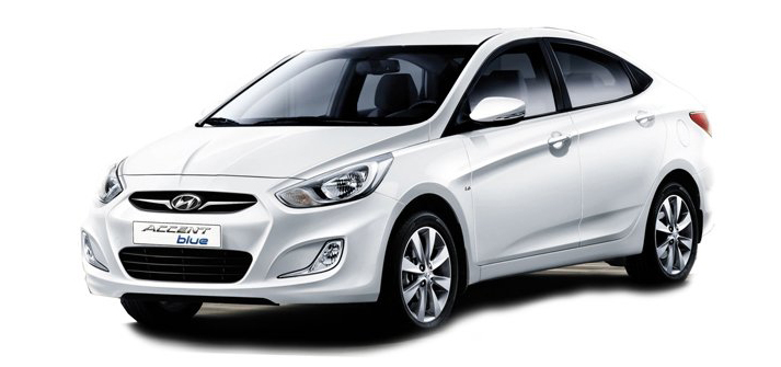 Hyundai Accent Blue 1.6 Crdi (SDAD) or similar