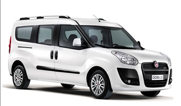 Fiat Doblo 1.3 Multijet (IWMD) or similar